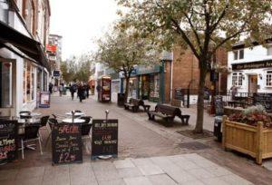 Altrincham Highstreet
